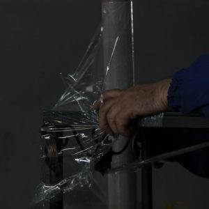 Proceso de embalaje de producto